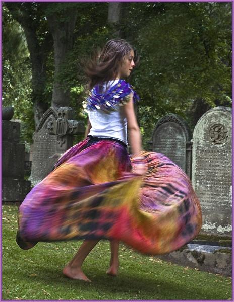 Flamenco Dancer by Cormy