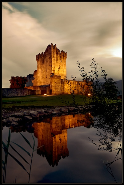 Romantic ross castle by Fisher2