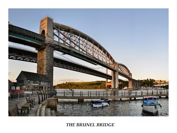 The Brunel Bridge. Saltash. by rpba18205