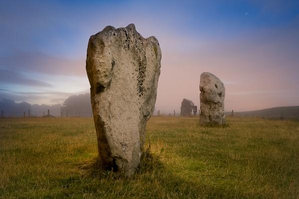 Avebury Stones by ComfortablyNumb