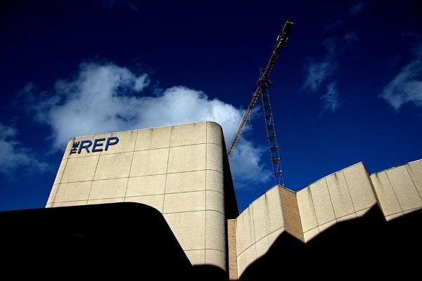 The Rep theatre in Birmingham. by Steve2rhino