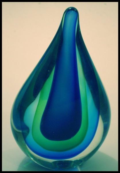 Monday Night Challenge - Blue by cattyal