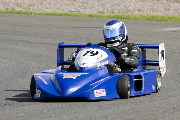 Blue Kart by williamthorpe271