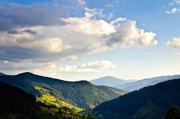 mountain roads by gabymarian