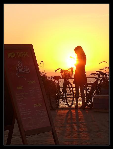 El Diabolo balades à vélo by zuikotic