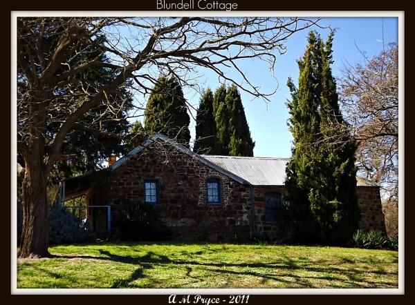Blundell Cottage - Canberra Australia by butterflydiva72