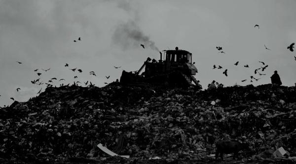 garbage yard by chandi