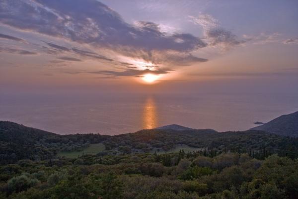 Kefalonia Greece - Sunset by grayguy