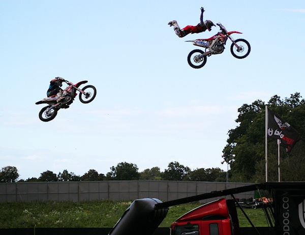 Freestyle Motocross by crashby