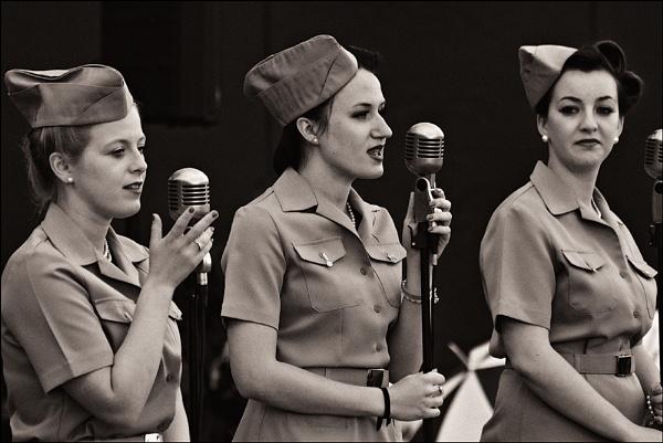 Singers by dwilkin