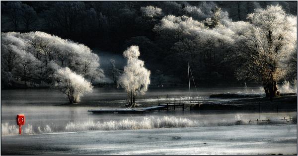 Ullswater Winter by Cormy
