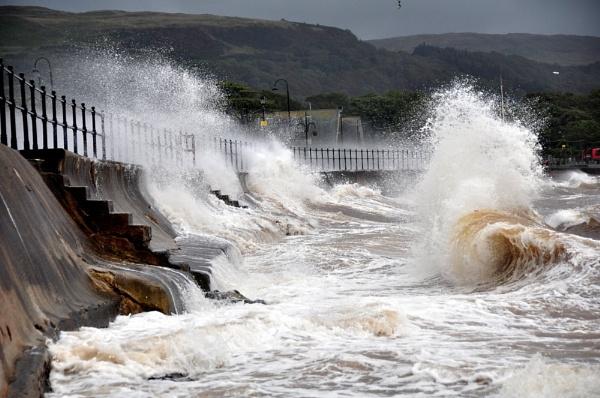 Stormy Seas by billmac57