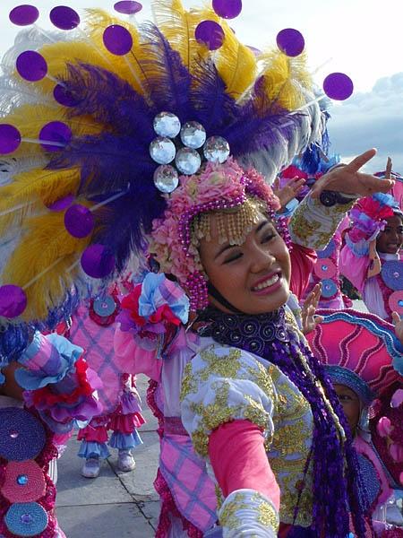 The dance of the harvest festival by digitalgirl