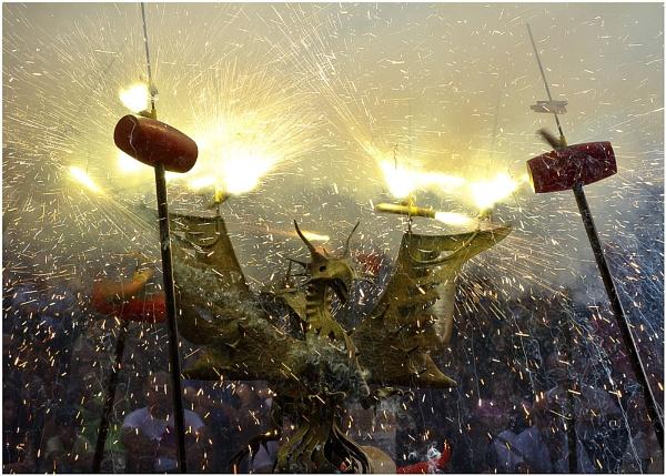 Santa Tecla Festival - Tarragona by JanieB43