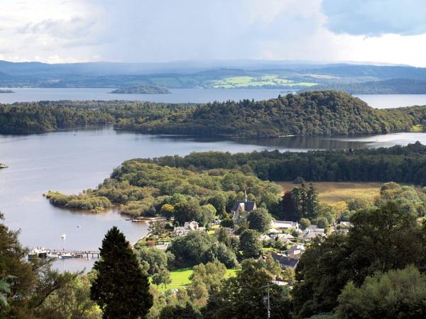 Luss and Loch Lomond by steve51158