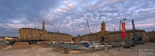 Royal William Yard by elkiebrooks