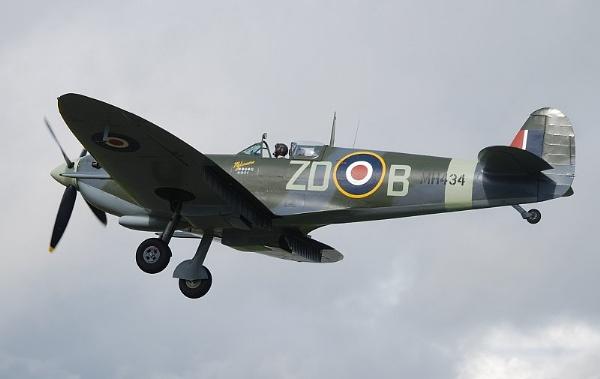 Spitfire by brownbear
