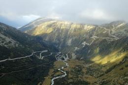 Alpine Pass September 2011