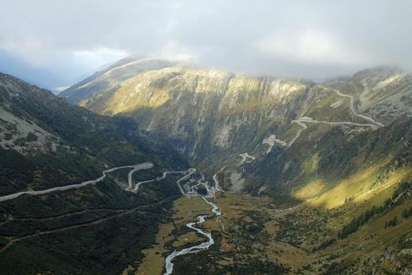 Alpine Pass September 2011 by chrisJA