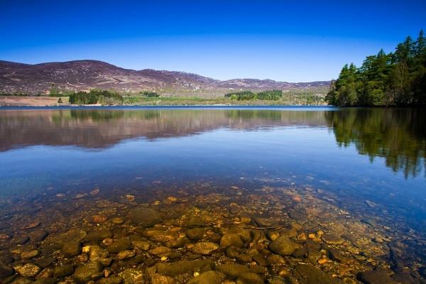 Loch Alvie by braddy