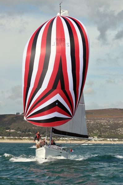 Under Full Sail by chrismonks