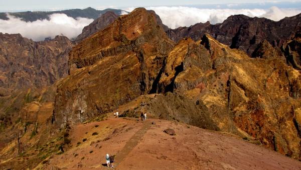 View from Pico do Arieiro by Steve3671