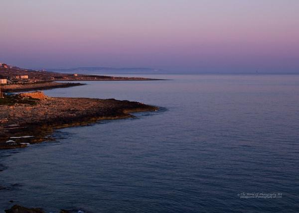 Malta. Sunset. by Y_M