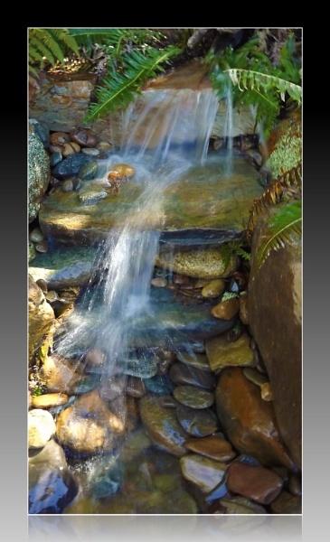 Waterfall by butterflydiva72