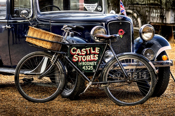 Castle Stores by Sezz