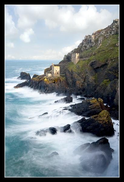 Cornish Mines by wharmby