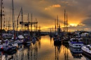Tall Ships Greenock by uggyy