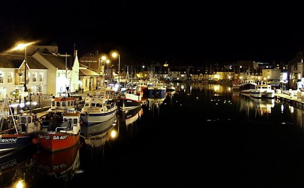 Weymouth Harbour by Ianuk42