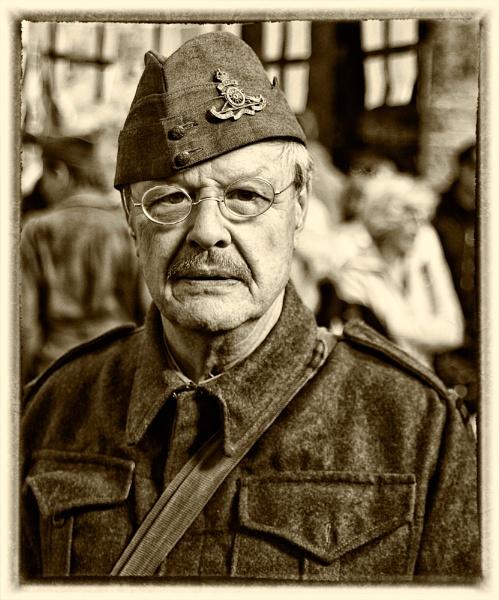 Corporal Jones? by dwilkin