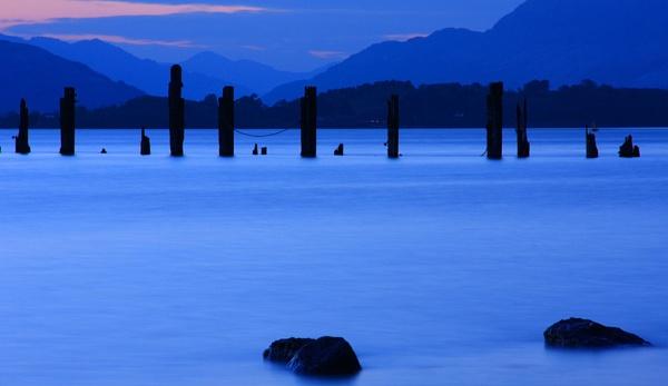 Loch Lomond by martinseos