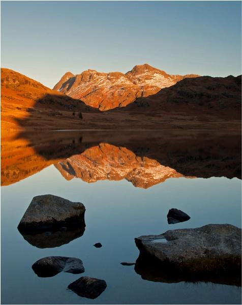 Blea Tarn Reflections by MrBlueSky