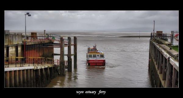 wyre estuary ferry by raygregson
