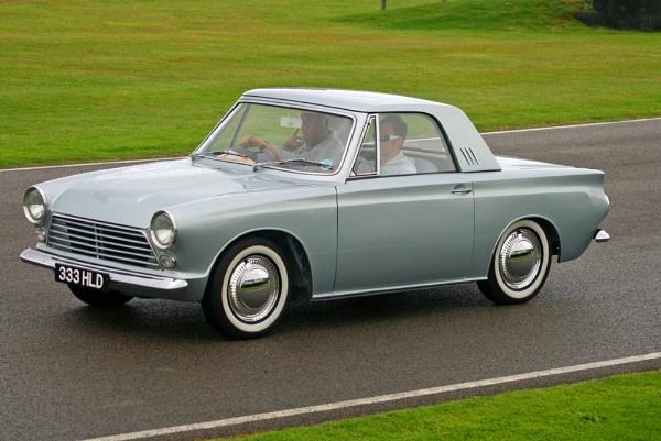 Factory Cortina Coupe by Flatmatt