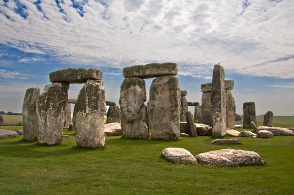 Stonehenge by Wallybazoom