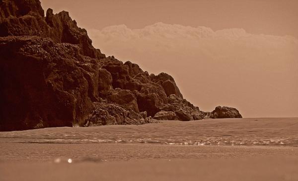 Three Cliffs Bay by ross15775
