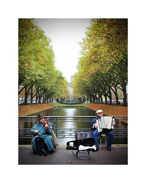 Street Musicians by Saigonkick