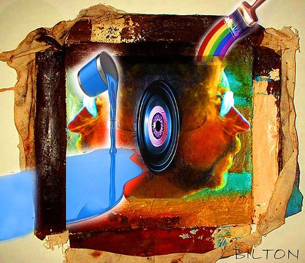 Inner Psyche 3 by ChrisBilton