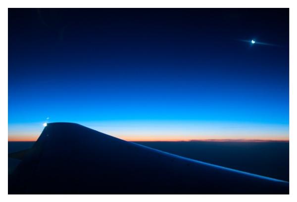 Sunrise over Mediterranean Sea by matyjasz