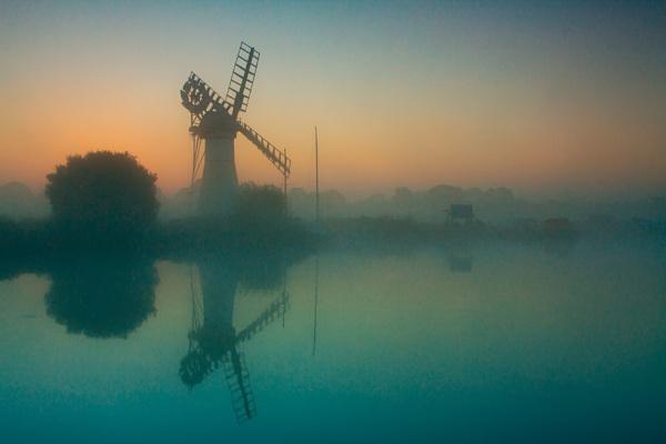 Thurne mill by RichieL