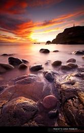 Priest's Cove Pebbles ...
