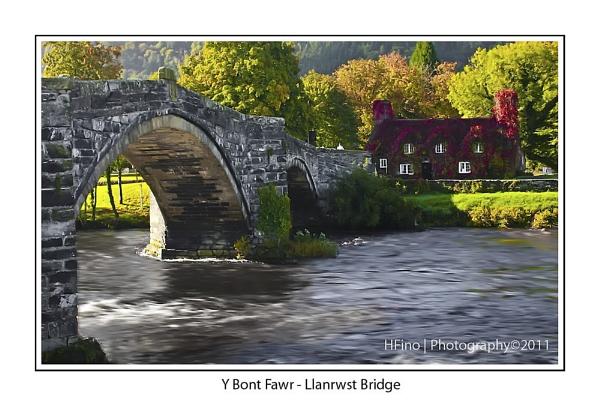 Y Bont Fawr - Llanrwst Bridge by Lusitano