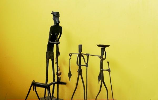 Iron Art by bglimaye