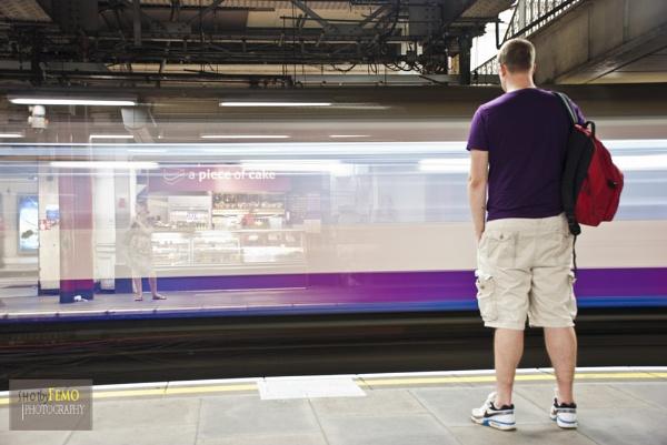 Purple Train by ShotbyFemo