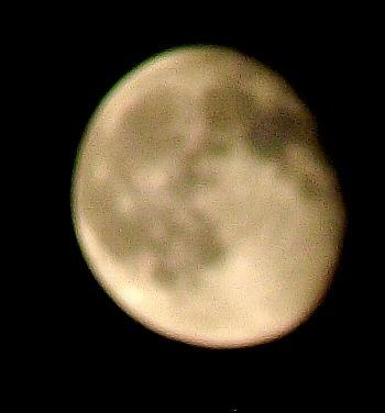Moon. by K4TIE