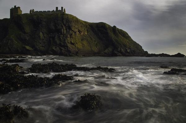 Dunnotar Castle by CorporalClegg