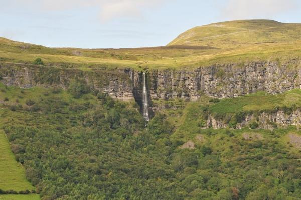 glencar waterfall by tullyhogueurker